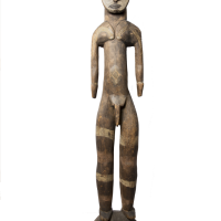 Middle Sepik River Culture Figure