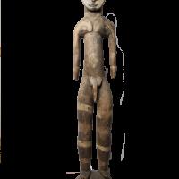 Middle Sepik River Culture Figure