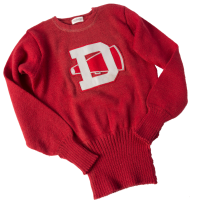 """""""Red Pepper"""" Cheer Sweater"""
